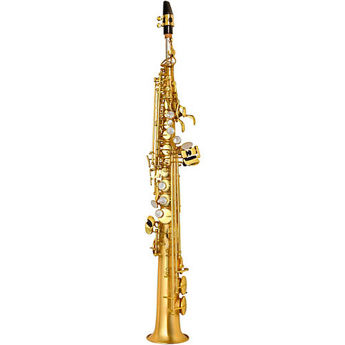 P. Mauriat Le Bravo 200S Intermediate Soprano Saxophone-thumbnail