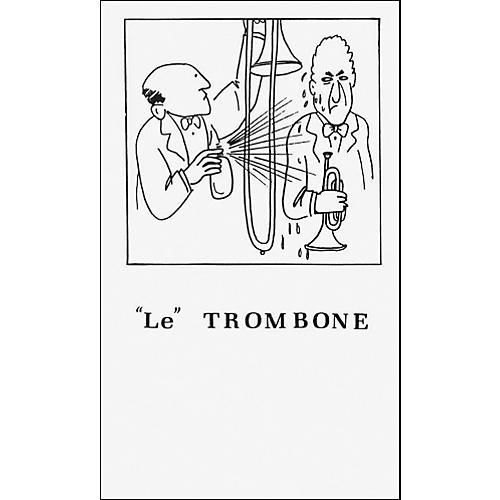 ZZZ Le Trombone Book-thumbnail