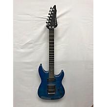 Laguna Le400qbl Solid Body Electric Guitar