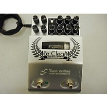 Two Notes Audio Engineering LeClean Dual Channel Tube Preamp Guitar Preamp