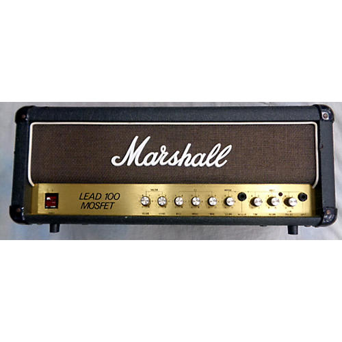 Marshall Lead 100 MOSFET Solid State Guitar Amp Head-thumbnail