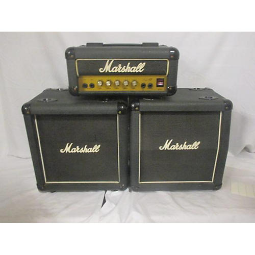 Marshall Lead 12 Micro Head And Stack Guitar Stack