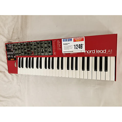 Nord Lead A1 Synthesizer-thumbnail