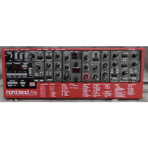 Nord Lead A1R Synthesizer
