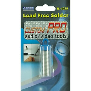 American Recorder Technologies Lead Free Solder by American Recorder Technologies