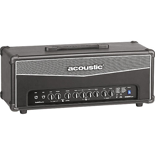 Acoustic Lead Guitar Series G120H DSP 120W Guitar Amp Head