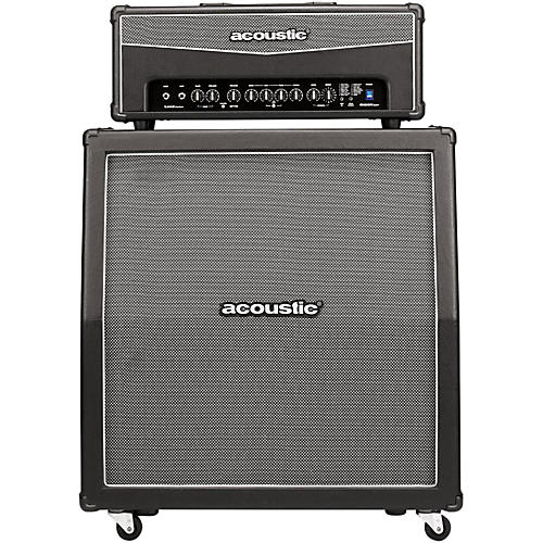 Acoustic Lead Guitar Series G120H DSP 120W w/G412A 4x12 Stereo Guitar Speaker Cabinet-thumbnail