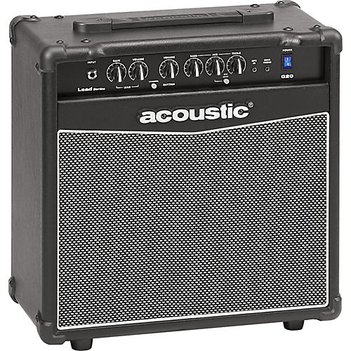 Acoustic Lead Guitar Series G20 20W 1x10 Guitar Combo Amp-thumbnail