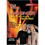 Hal Leonard Lead Singer Vocal Techniques From Pop to Rock DVD Level 2