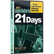 Learn Guitar in 21 Days (DVD)