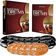 Learn & Master Drums (Book/DVD/CD)