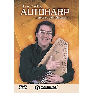 Homespun Learn To Play Autoharp DVD by Homespun