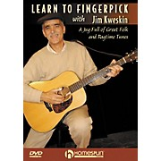 Homespun Learn to Fingerpick With Jim Kweskin: A Jug Full of Great Folk and Ragtime Tunes DVD