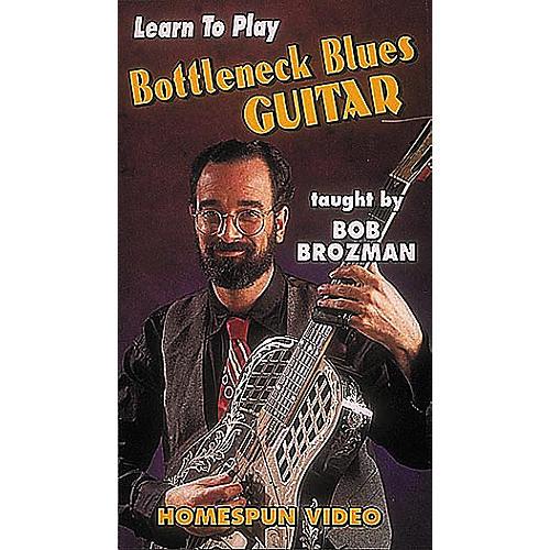 Hal Leonard Learn to Play Bottleneck Blues Guitar