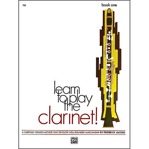 Alfred Learn to Play Clarinet! Book 1