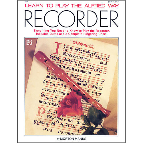 Alfred Learn to Play Recorder-thumbnail