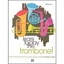 Alfred Learn to Play Trombone! Book 1