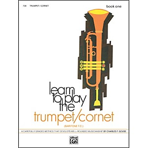 Alfred Learn to Play Trumpet/Cornet Baritone T.C.! Book 1 by Alfred