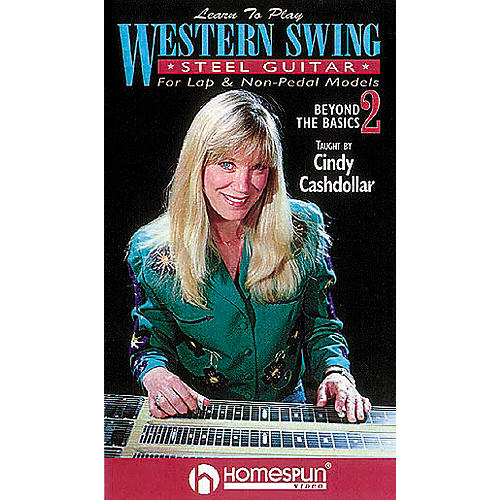 Homespun Learn to Play Western Swing Steel Guitar 2 (VHS)-thumbnail