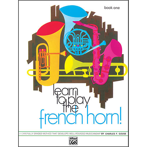 Alfred Learn to Play the French Horn! Book 1-thumbnail