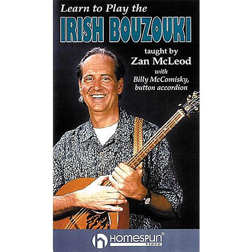 Homespun Learn to Play the Irish Bouzouki (VHS)