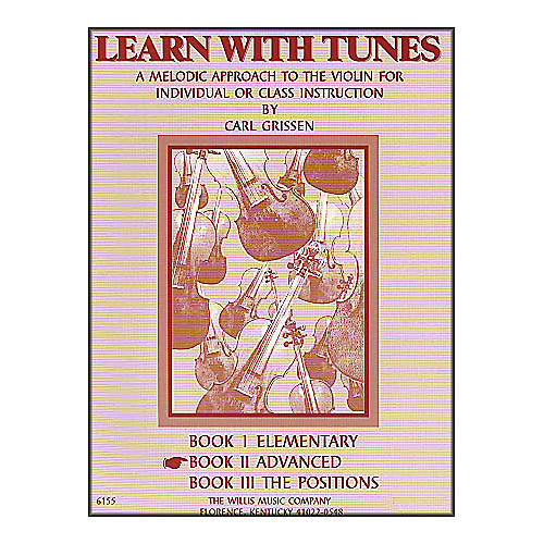 Willis Music Learn with Tunes Book 2-thumbnail