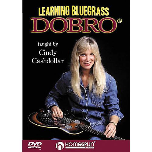 Homespun Learning Bluegrass Dobro (DVD)