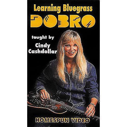 Hal Leonard Learning Bluegrass Dobro-thumbnail