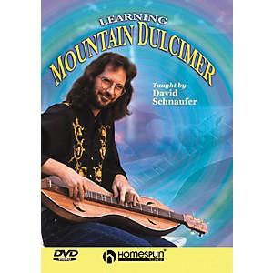 Homespun Learning Mountain Dulcimer Level 1-2 DVD by Homespun