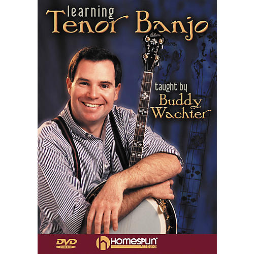 Homespun Learning Tenor Banjo (DVD)-thumbnail