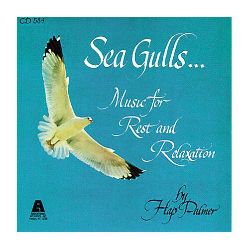 Educational Activities Learning Through Music - Sea Gulls (CD)-thumbnail