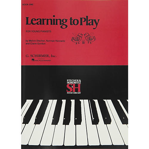 Music Sales Learning To Play Book 1 for Young Pianists-thumbnail