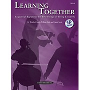 Summy-Birchard Learning Together for Viola (Book/CD)