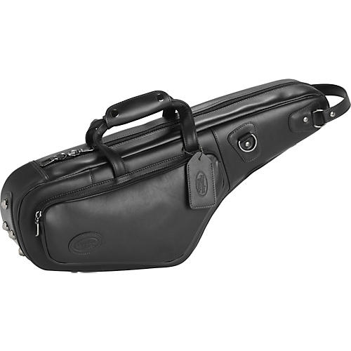 Reunion Blues Leather Alto Saxophone Bag-thumbnail
