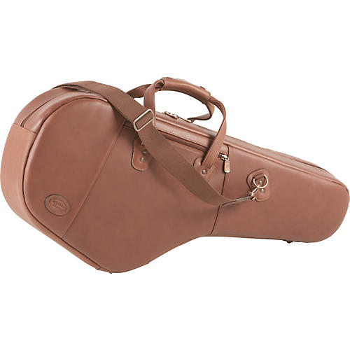 Reunion Blues Leather Alto/Soprano Double Saxophone Bag-thumbnail