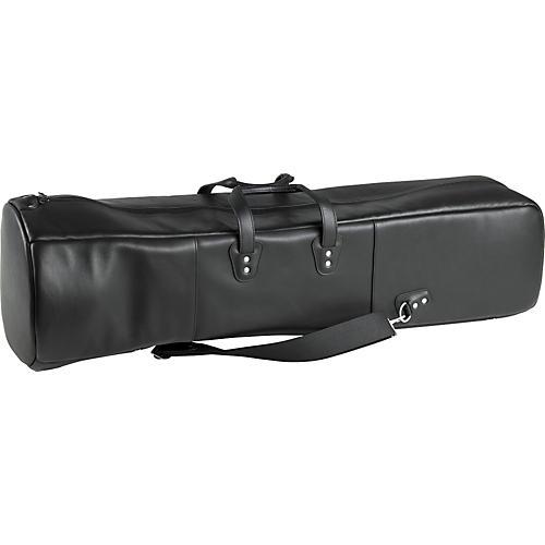Reunion Blues Leather Double Trombone Case
