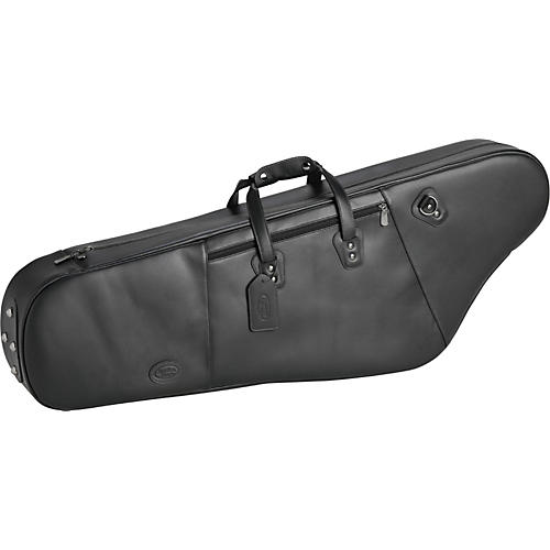Reunion Blues Leather Low A Baritone Saxophone Bag