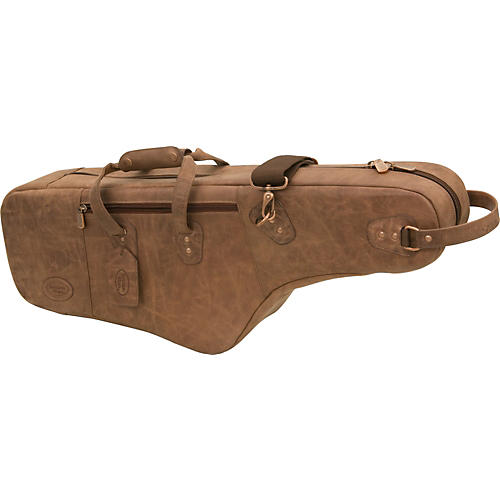 Reunion Blues Leather Tenor Saxophone Bag-thumbnail