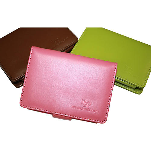 iTab Leatherette Carrying Case-thumbnail