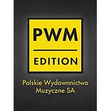PWM L'ecole Moderne Etudes-caprices Op.10 Pour Violon Seul, S.a. Vol.6 PWM Series Composed by H Wieniawski