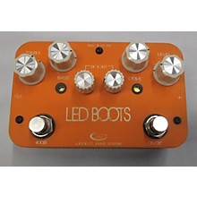 Rockett Led Boots Effect Pedal