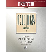 Alfred Led Zeppelin - Coda Platinum Guitar Book