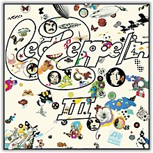 Led Zeppelin - Led Zeppelin III (Remastered) Vinyl LP