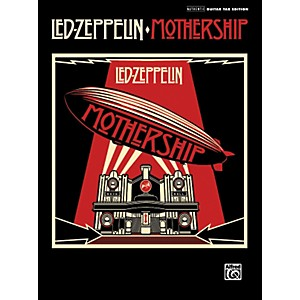 Alfred Led Zeppelin - Mothership - Guitar Tab Songbook by Alfred