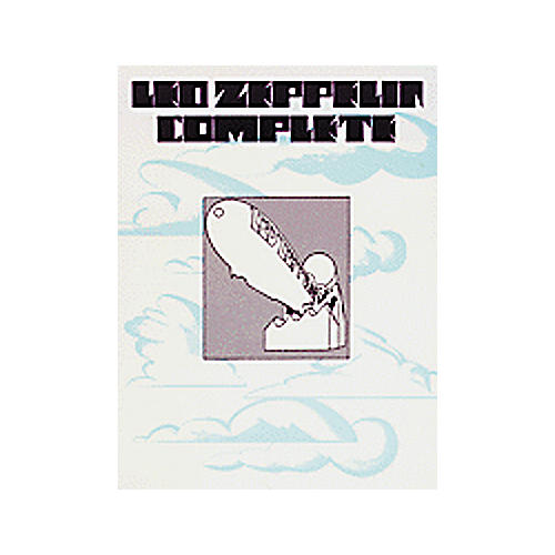 Alfred Led Zeppelin Complete Piano, Vocal, Guitar Songbook-thumbnail
