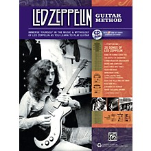 Alfred Led Zeppelin Guitar Method Book/CD