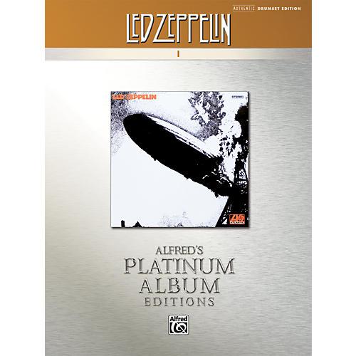 Alfred Led Zeppelin I Platinum Drums (Book)