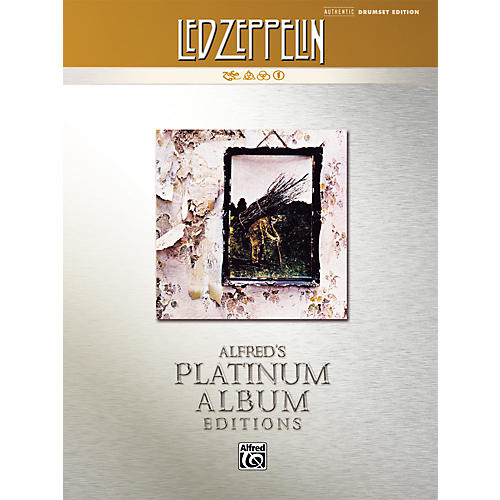 Alfred Led Zeppelin IV Authentic Drumset Edition-thumbnail