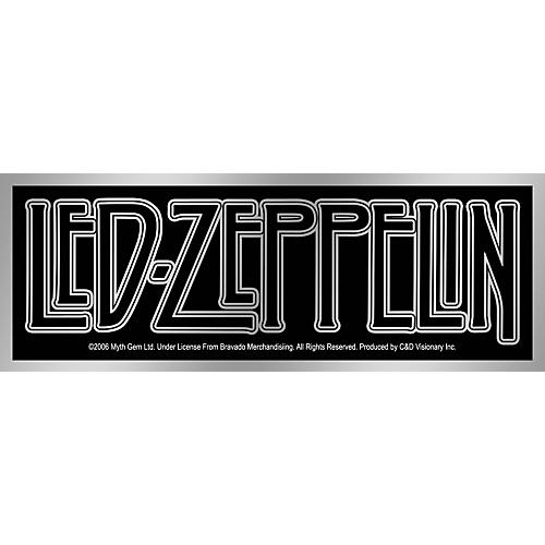 C&D Visionary Led Zeppelin Sticker