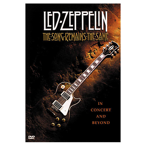 Alfred Led Zeppelin: The Song Remains the Same (DVD)